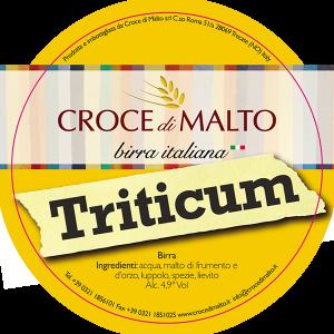 Birra Triticum Croce di Malto