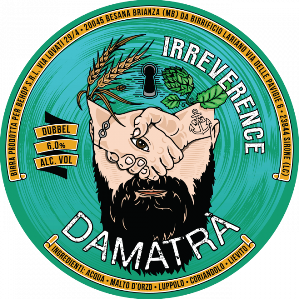 Birra Damatrà Irriverence