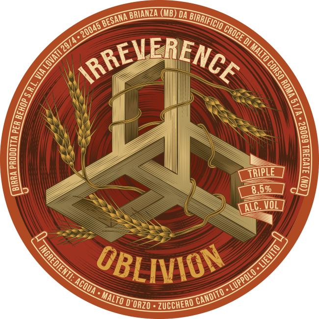 Birra Oblivion Irreverence