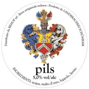 Birra Pils Schonram