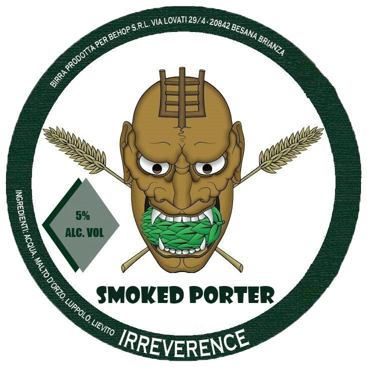 Birra Smoked Porter Irriverence