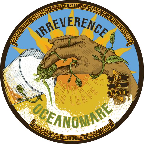 Irreverence Birra Oveanomare